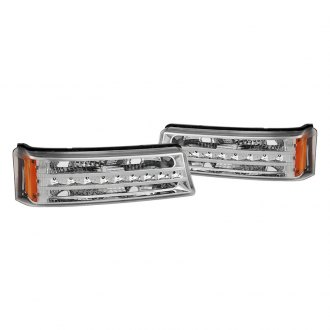 Spyder® - Chrome LED Bumper Lights