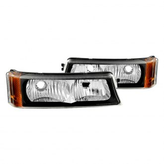 Spyder® - Black Bumper Lights