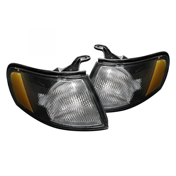 Spyder® - Black Corner Lights