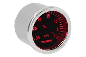 Spyder® - Vacuum Gauge with Smoke Gauge 7 Color Display