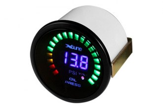 "Spyder® - 2.1"" Digital Oil Pressure Gauge"