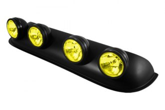 "Spyder® - 4"" Yellow Roof Light"