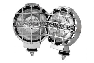 Spyder® - Chrome Fog Lights