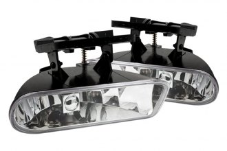 Spyder® FL-CL-GMCY99-C - Clear OEM Style Fog Lights
