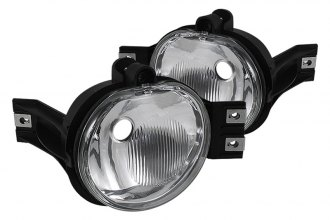 Spyder® FL-DR02-OEM-C - Driver and Passenger Side Clear OEM Style Fog Lights