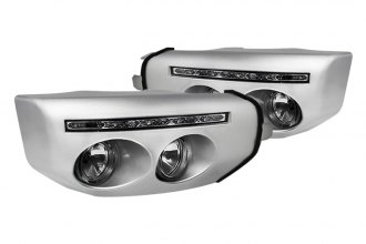 Spyder® - Clear Fog Lights with LEDs