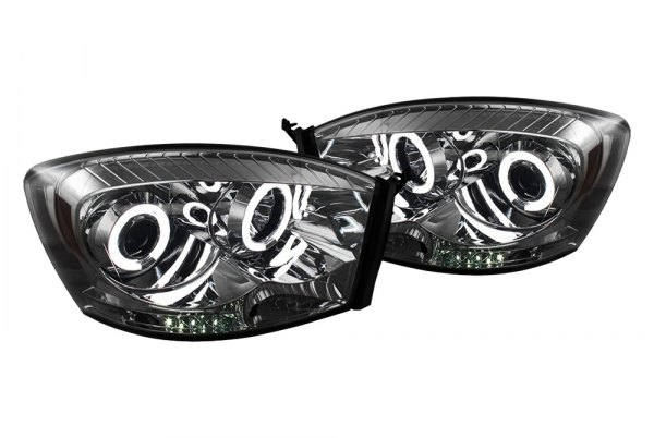 Spyder® - Smoke CCFL Projector Headlights