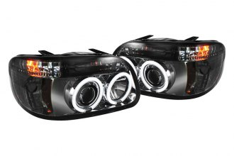 Spyder® - Smoke CCFL Halo Projector Headlights