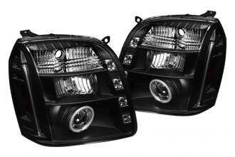 Spyder® - Black CCFL Projector Headlights