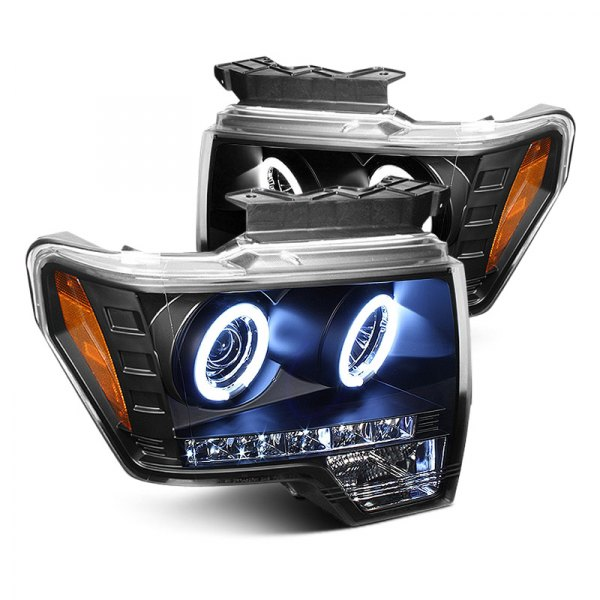 Spyder® - Halo Headlights with LEDs
