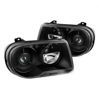 Spyder® - Black Euro Projector Headlights