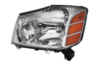 Spyder® - Chrome OE Style Headlights