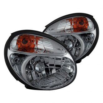 Spyder® - Smoke Euro Headlights