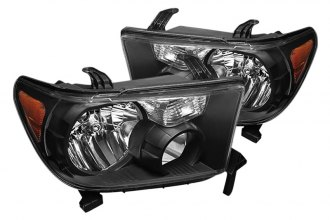 Spyder® - Black OEM Headlights