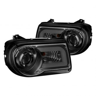 Spyder® - Smoke Projector Headlights with LED DRL