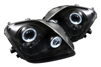 Spyder® PRO-YD-HP97-HL-BK - Black Halo Projector Headlights