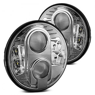 Spyder® -  Round Sealed Beam Conversion Headlights