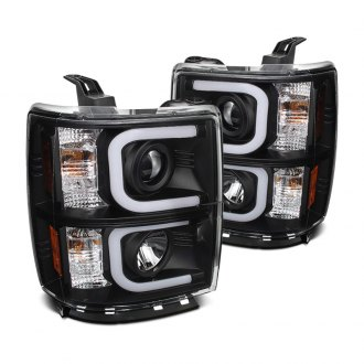 Spyder® - U-Bar Style Projector Headlights