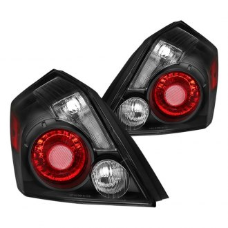 Spyder® - Black/Smoke Factory Style Tail Lights