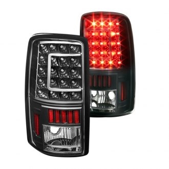 Spyder® - Black C-Shape LED Tail Lights