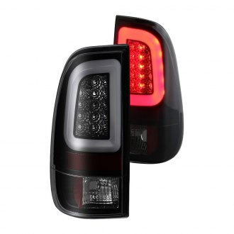 Spyder® - Black/Smoke Fiber Optic LED Tail Lights