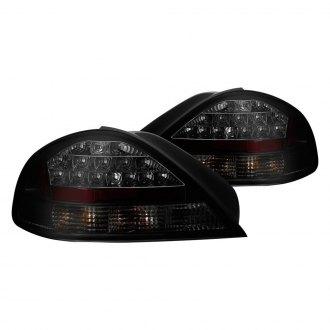 Spyder Black Smoke Led Tail Lights