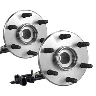 Spyder® - Front Wheel Hub Assembly