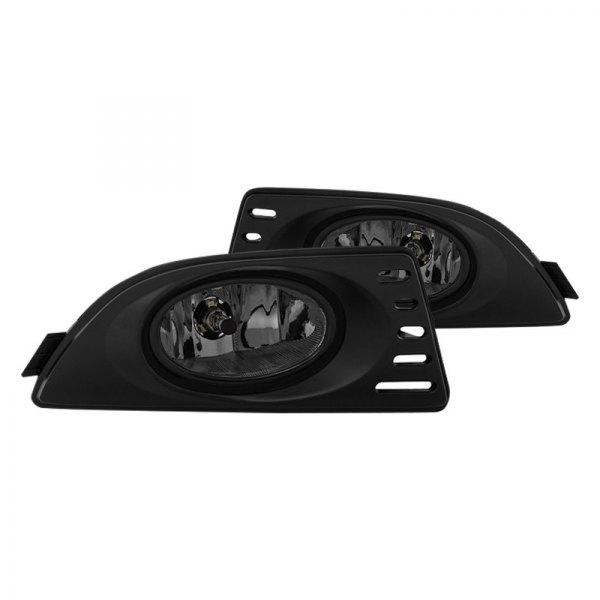 Spyder Auto FL-AR06-SM Acura RSX Smoke OEM Fog Light