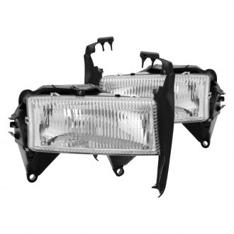 Spyder® - Chrome Factory Style Headlights