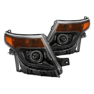 2011 Ford Explorer Custom & Factory Headlights – CARiD com