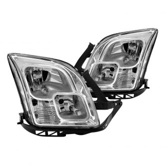 2006 Ford Fusion Factory Replacement Headlights - CARiD com