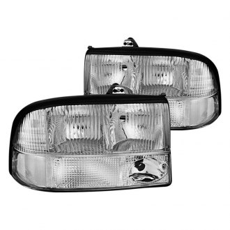 Spyder Chrome Factory Style Headlights