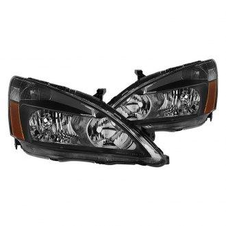 Spyder®   Black Euro Headlights
