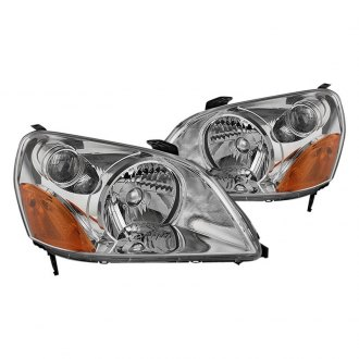 Spyder® - Chrome Euro Headlights