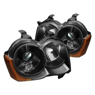 spyder� - black projector headlights