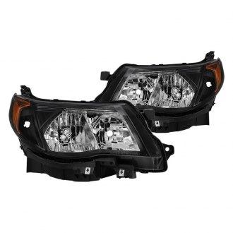 2009 Subaru Forester Custom & Factory Headlights – CARiD com
