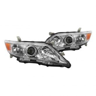 2011 toyota camry headlight bulb size