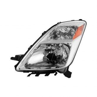 Spyder Chrome Factory Style Headlight