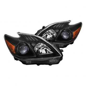 Spyder® - Black Factory Style Projector Headlights