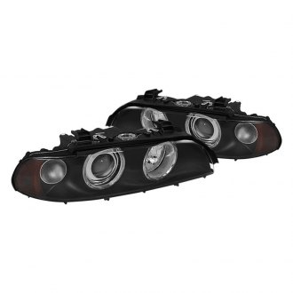 Spyder® PRO-CL-BE3997-G2-BK - Black LED Halo Projector Headlights
