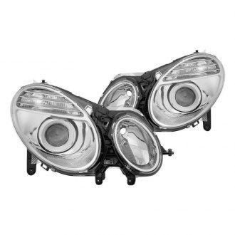 2008 Mercedes E Class Custom & Factory Headlights – CARiD com