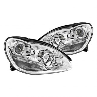 Spyder® - Chrome Projector Headlights