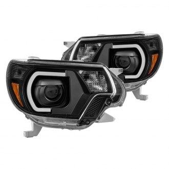 2013 Toyota Tacoma Custom & Factory Headlights – CARiD com