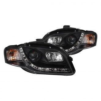 Audi A Custom Projector Headlights CARiDcom - 2007 audi a4 headlights