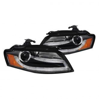 2011 Audi A4 Custom Factory Headlights Carid Com