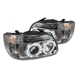 Spyder® - Chrome Halo Projector Headlights