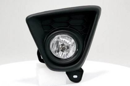 FL-MCX52012-C - Spyder® Factory Style Fog Lights, Featured 360 view (HD)