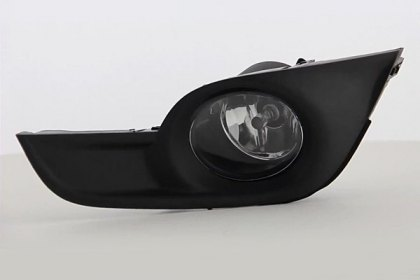 FL-NA13-C - Spyder® Factory Style Fog Lights, Featured 360 view (HD)