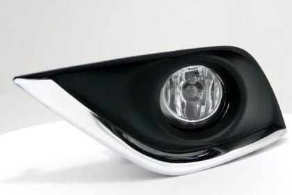 FL-NV2015-C - Spyder® Factory Style Fog Lights, Featured 360 view (HD)
