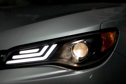 Spyder® - LED DRL Bar Projector Headlights, Installation
